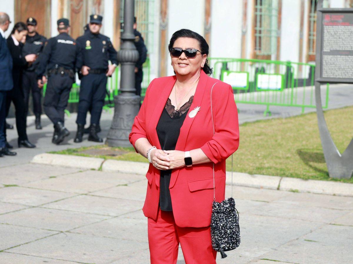 Foto: María del Monte, en una imagen de archivo. (Cordon Press)