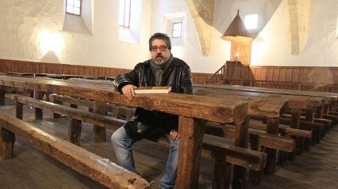 Jambrina ha escrito la novela del Camino de Santiago: Es el antecedente de la UE