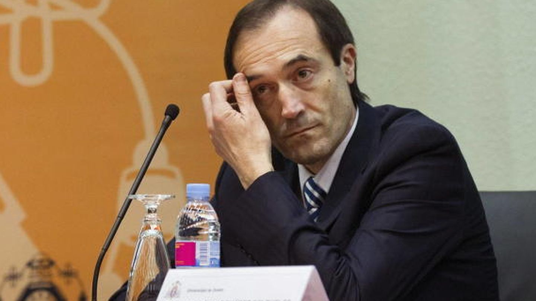 Manuel Menéndez, CEO de Liberbank.