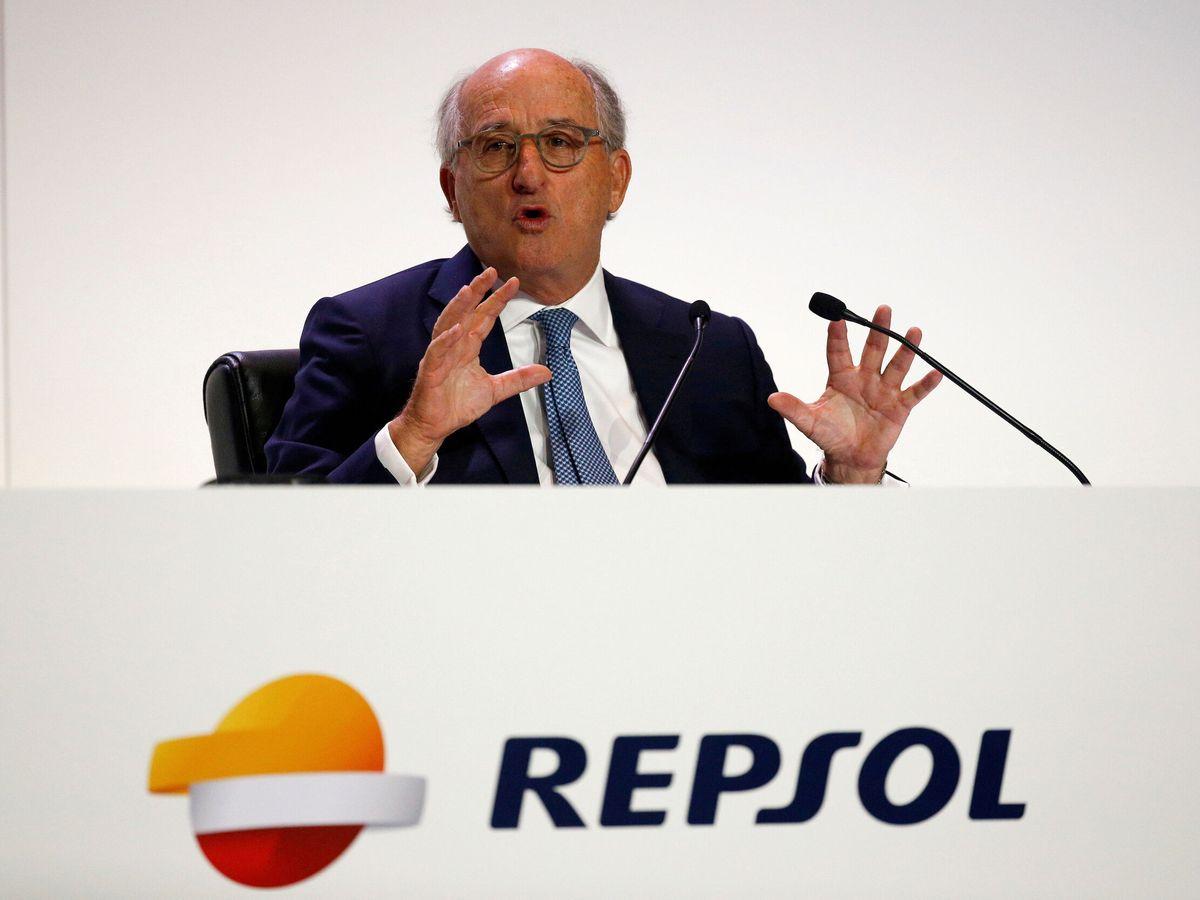Foto: Antonio Brufau, presidente de Repsol. (Reuters)