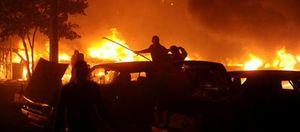 Las protestas en Egipto dejan tras de sí más de 100 muertos