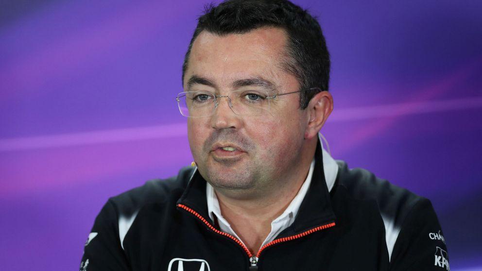 Bomba en McLaren: dimite Eric Boullier y se reestructura su organigrama