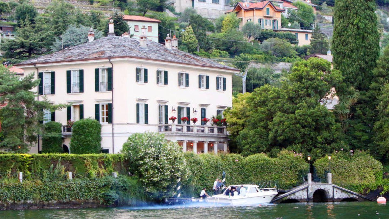 Vista de Villa Oleandra, en Laglio. (Cordon Press)