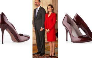 La Reina Doña Letizia y sus tacones de menos de 80 euros