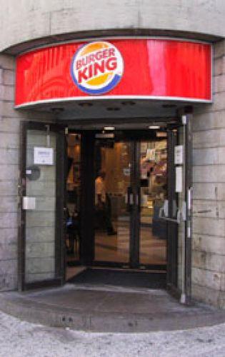 Foto: Burger King rompe con las cadenas de restauración moderna