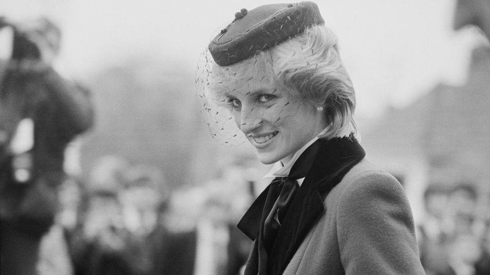 Foto:  Lady Di, en 1983. (Getty)