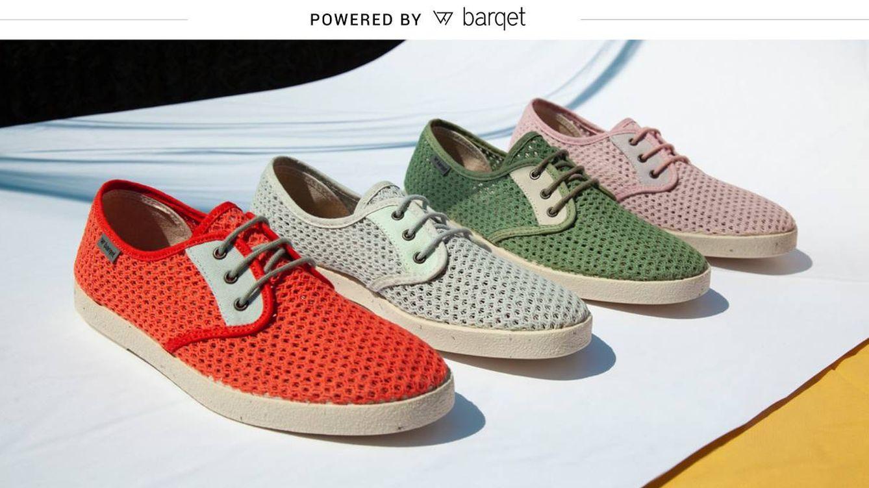 Versátiles, de diseño y españolas: las zapatillas para este verano se llaman Barqet