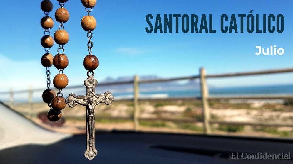Foto: Todos los santos que la Iglesia católica celebra durante el mes de julio (Pexels/EC)