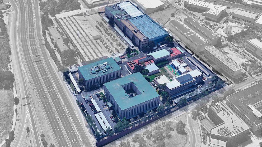 Airbus hace caja y vende su planta de Madrid al fondo Hines por 29,2 millones