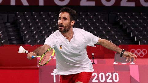 Pablo Abián, otra víctima de la 'medallitis', pasa de puntillas por sus cuartos Juegos