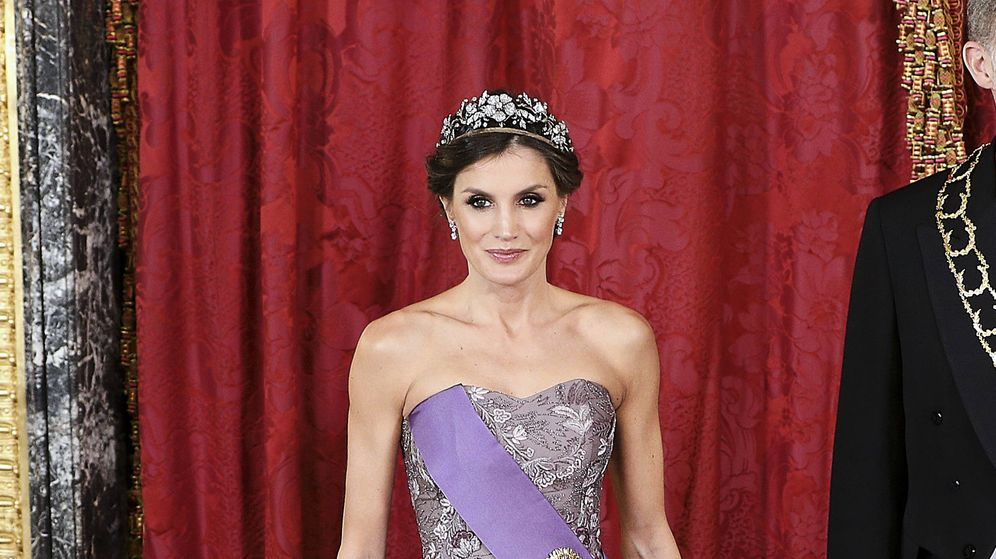 Foto: Reina Letizia. (Getty)