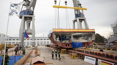 Navantia comienza la construcción de la primera corbeta para Arabia Saudí