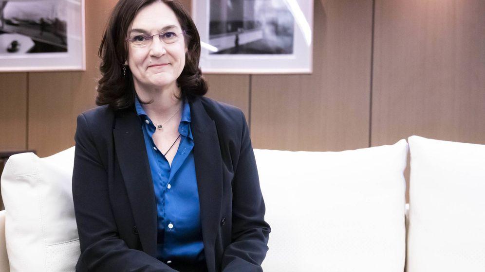 Foto: Cani Fernández, actual presidenta de la CNMC (EFE)