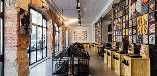 Post de Entre la música y la seda: Hermès inaugura en Madrid Silk Mix
