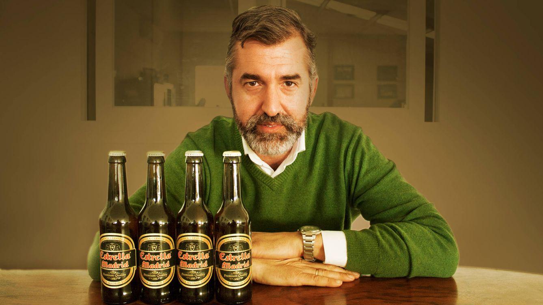 El pequeño cervecero que reta al sector con 'Estrella Madrid': Las grandes van a por mí