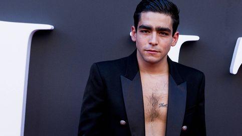 Omar Ayuso ('Élite') hace oficial la relación con su novio en Instagram