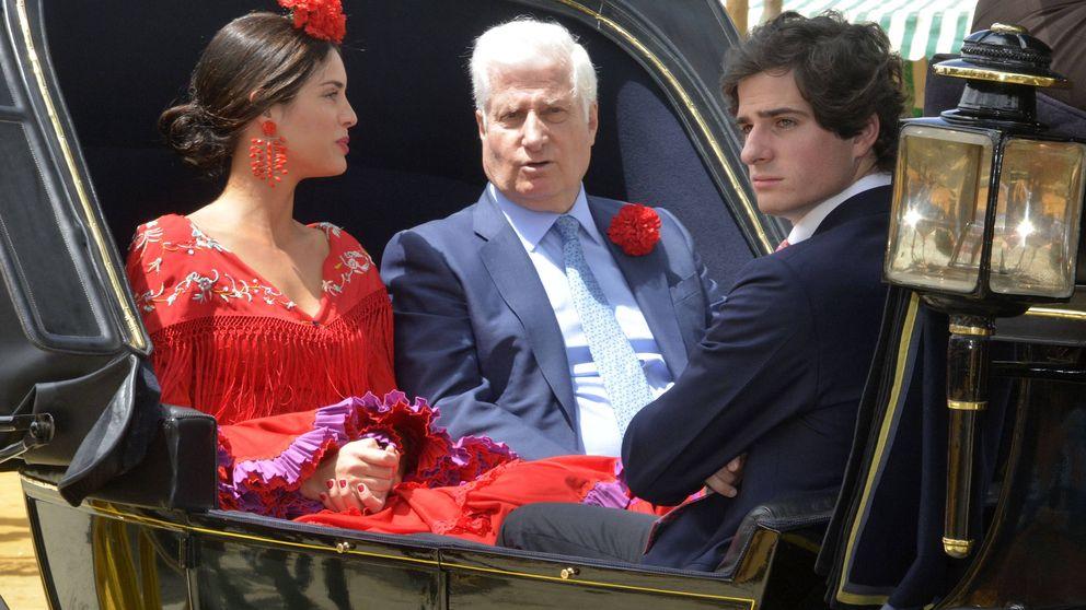 Sofía Palazuelo y Fernando Fitz-James, anfitriones de un gran fiestón en Sevilla