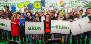 Post de  'Startups', renta básica y coches eléctricos: estos Verdes no son los radicales que temes