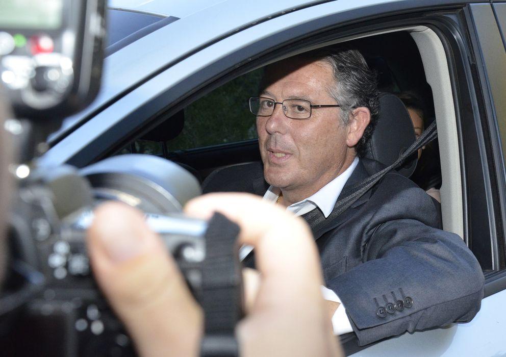 Foto: El exministro de Justicia, José María Michavila, en una imagen de archivo (Gtres)
