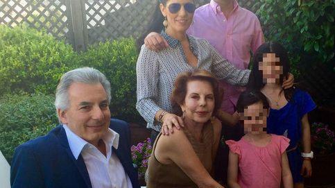 Los hijos de Vargas Llosa cierran filas en torno a Patricia