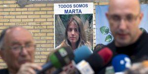 """La familia de Marta ya sólo confía en """"la justicia carcelaria"""""""