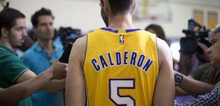 Post de Mandan Calderón y Huertas, pero los Lakers hablan español por  Hawkers