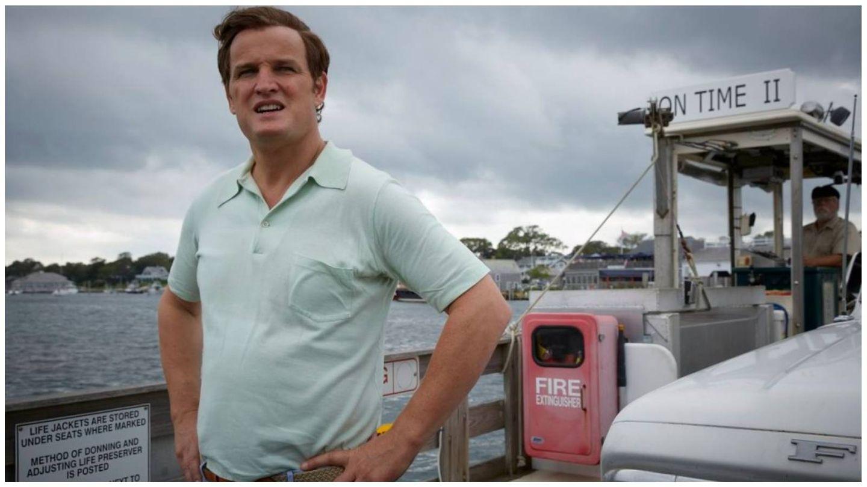 Jason Clarke, como el político en 'El escándalo Ted Kennedy'. (Apex Entertainment)