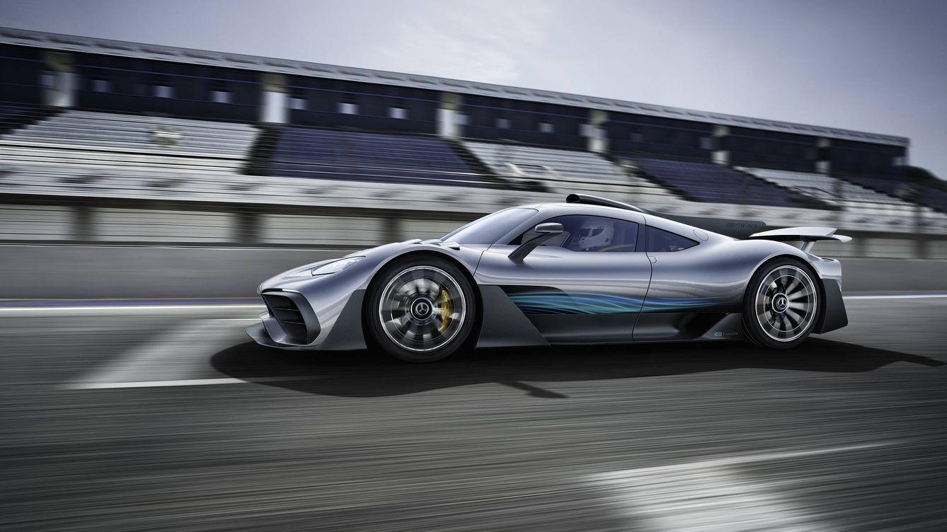 Mercedes-AMG Project One, un Fórmula 1 de carretera
