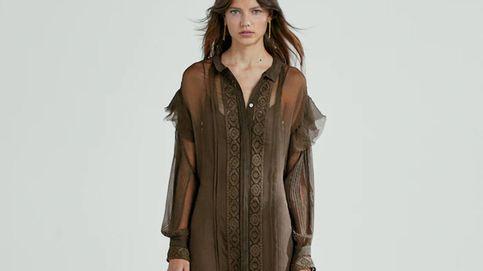 El vestido que no te puedes perder de la colección limitada de Massimo Dutti