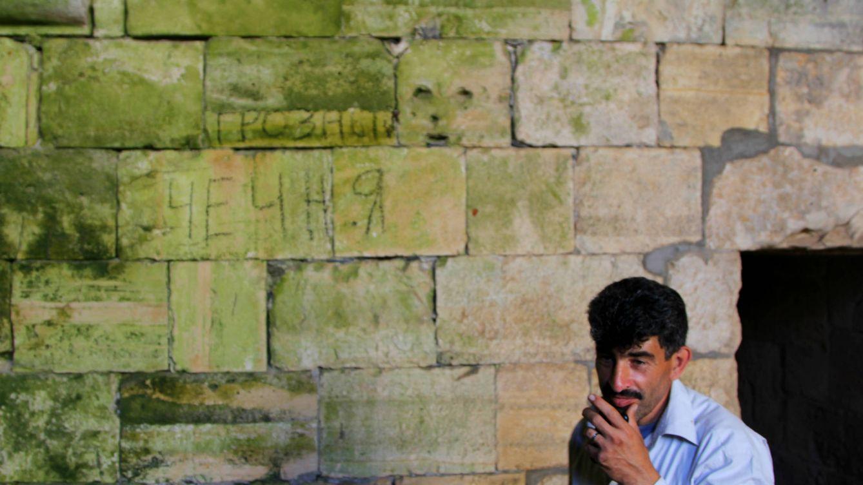Este es el guardián de la joya arqueológica de los cruzados (incluso en manos de Al Qaeda)