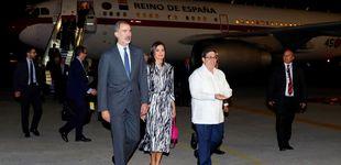 Post de La reina Letizia en Cuba: el bolso de 810 euros que ha levantado pasiones