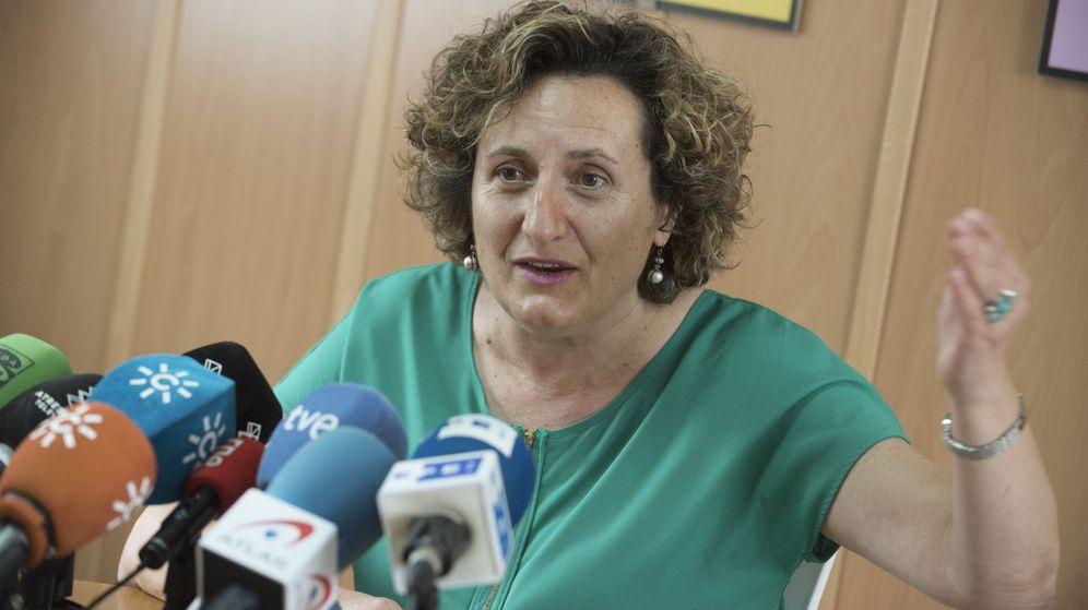 Foto: Francisca Granados, asesora jurídica de Juana Rivas. (EFE)