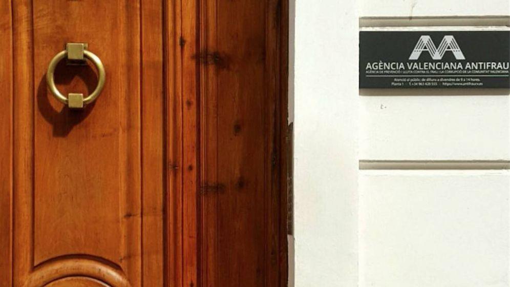 Foto: La sede de la Agencia Valenciana Antifraude.