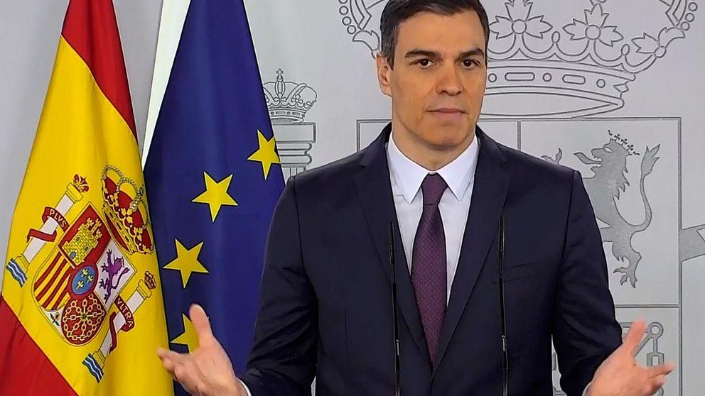 Sánchez abre la puerta a recurrir al fondo de rescate europeo en caso de necesidad