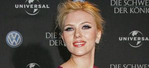 Foto: Scarlett Johansson, ahora también niña mimada de la música