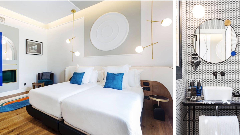 Habitaciones y baños con personalidad que tienen el sello decorativo del estudio Alfaro-Manrique. (Cortesía)
