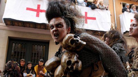 Fiesta de los Moros y Cristianos en Alcoy