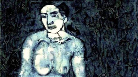 La inteligencia artificial acaba el desnudo que Picasso dejó a medias