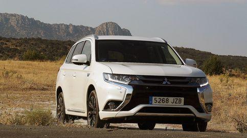 Mitsubishi PHEV, el paso previo al coche eléctrico