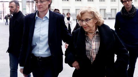 Marta Higueras, la silla de ruedas y el tobillo de Carmena: empieza la campaña