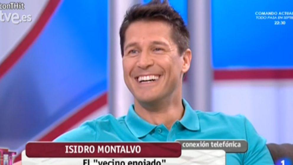 Toñi Moreno 'ligotea' con Jaime Cantizano en su nueva tarde