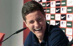 Ander Herrera: Ser del Athletic de Bilbao es como una religión