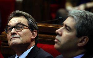 Mas desafía a Rajoy a que cierre canales de TV3 en plena campaña