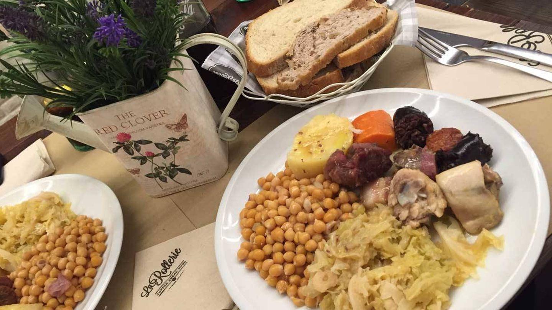 ¿Qué tal un cocido madrileño en La Rollerie (C/ Mayor, 24?