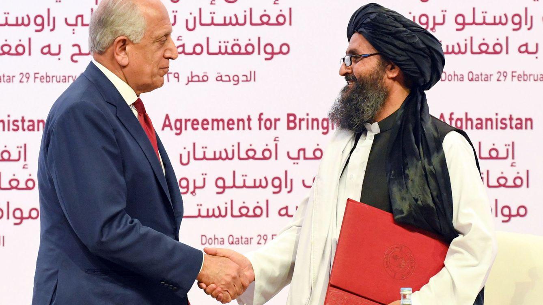 Qatar se erige en mediador mundial tras el acuerdo de EEUU con los talibanes