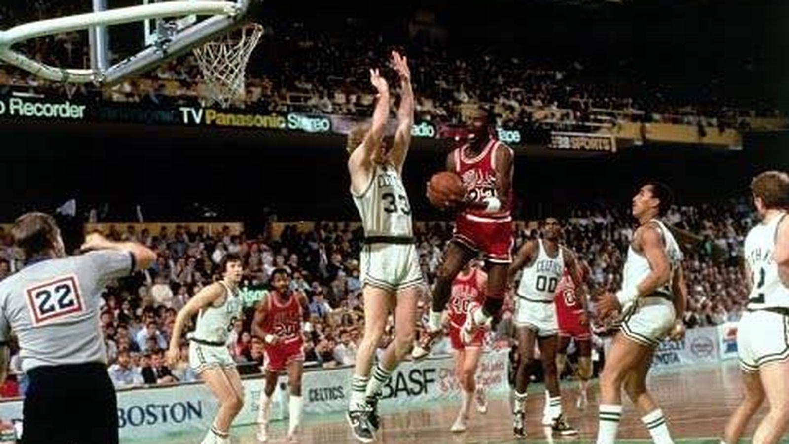 NBA: El día en que Dios se disfrazó de Michael Jordan