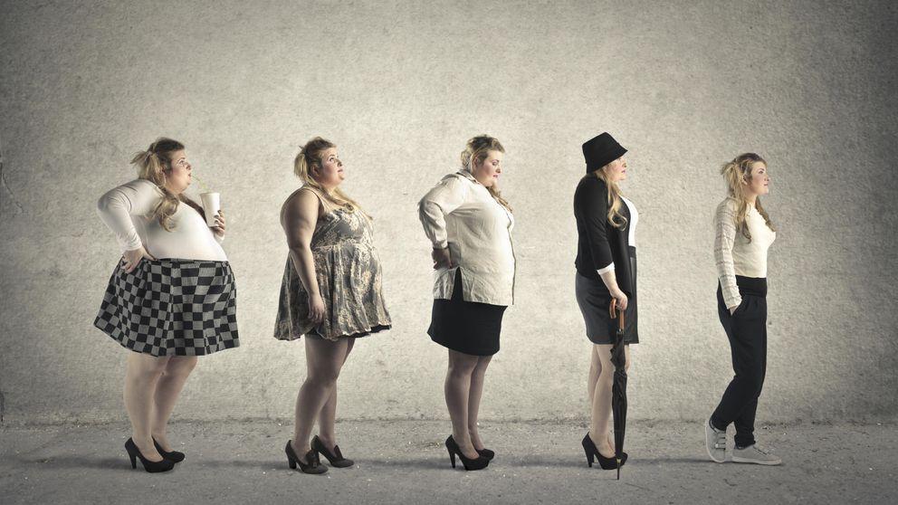 La dura vida que les espera a los hombres bajitos y a las mujeres obesas