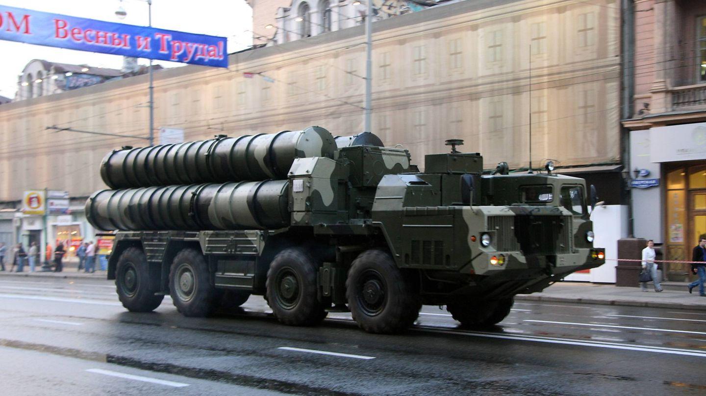 Las baterías S-300 rusas. (Foto: Wikimedia)