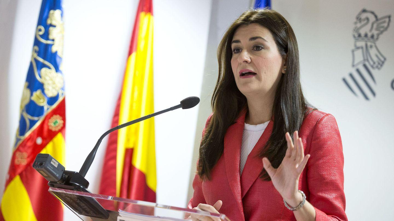 La 'consellera' de Sanidad, Carmen Montón. (EFE)