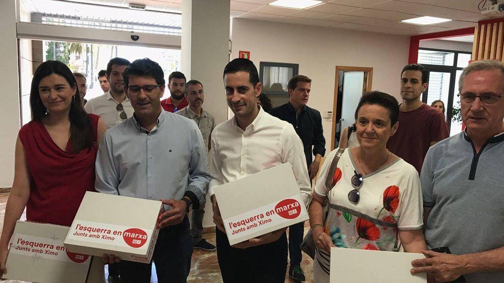 Puig arrasa en avales al candidato de Sánchez y se apunta el primer asalto